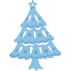 141 / Kerst 3-D Stansvel
