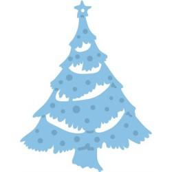 142 / Kerst 3-D Stansvel