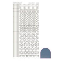 113 / Papiquilt koper A4 90 grams