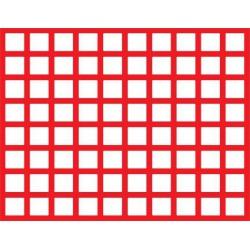 CR900-017 / Gem Flourish Embossing Folder
