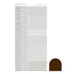 CCC4025 / Bloem Embossing Folder