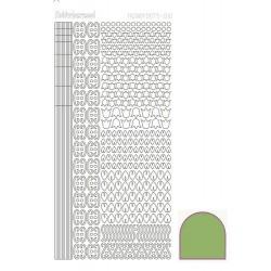 HCD 710 / Decorative Oval Window Die