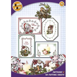DL164 / Doily Stacker Circles 1, 2, 3