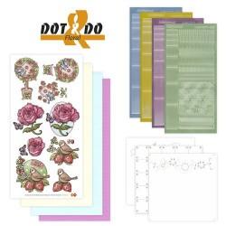 11 / Hobbydots stickervel serie 11