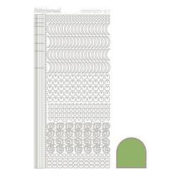 LCR51.9241 / Design papier assortiment Christmas gold tones