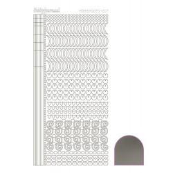 LCR95.9111 / Label stansvellen + alfabet