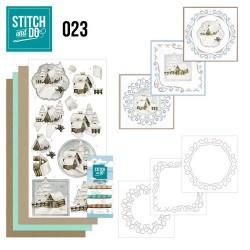 01 / Bloemen Stitch and Do pakket 1