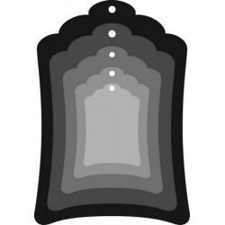 VADPKT005 / Opkikkertje kaartpakket