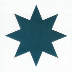 Kerstraam / starform 0852