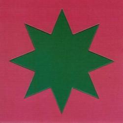 kerstramen / starform 0861